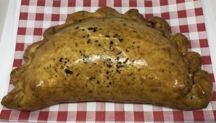 Chicken and Chorizo Empanada